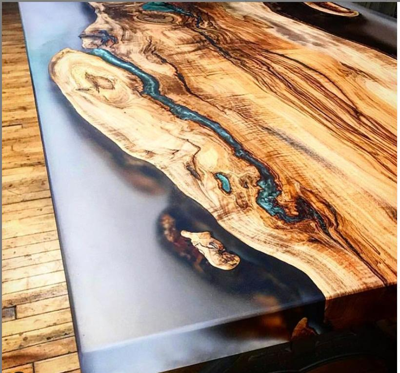 Epoxy resin Tables - Rich Brackett 2