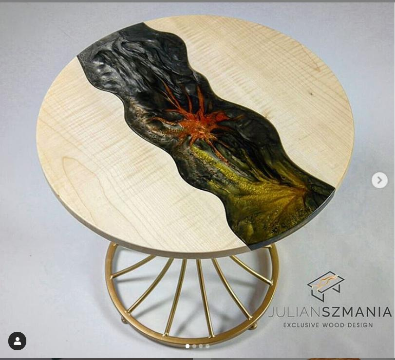 Epoxy tables Julian Szmania 4